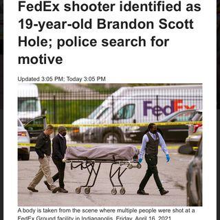 FedEx Shooter, White privileged and Black privileged