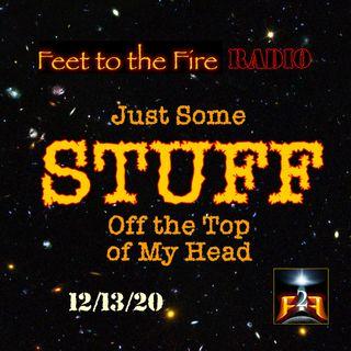F2F Radio: Some Stuff 201213