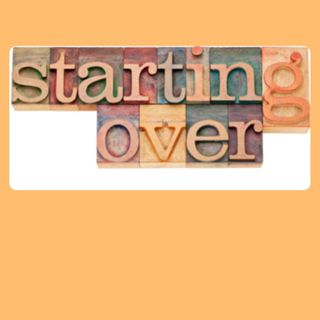 Episode 37- Starting Over