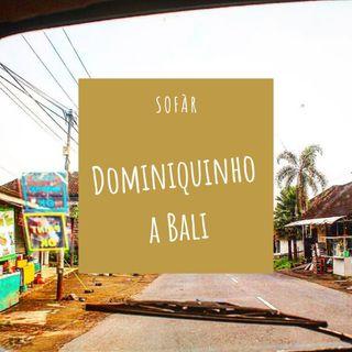 Dominiquinho a Bali