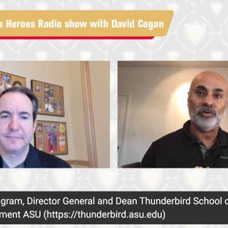 Dr. Sanjeev Khagram Director General and Dean Thunderbird School of Global Management