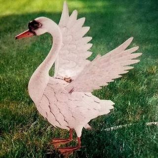 Los cisnes modernistas