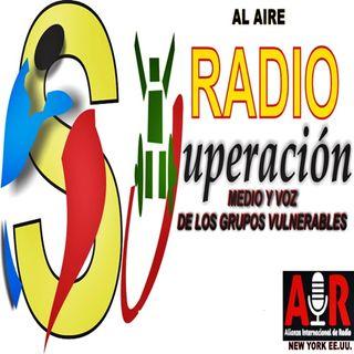 TARDE DE SALSA EN RADIO SUPERACIÓN