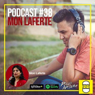 Podcast #38 Mon Laferte