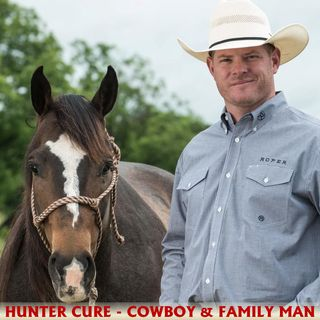 Hunter Cure - Cowboy and Family Man