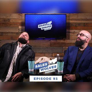 Sales Wolves Podcast | Episode 93 | Special Guest Jonathan Parker