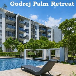 Magnificent Apartments in Godrej Palm Retreat