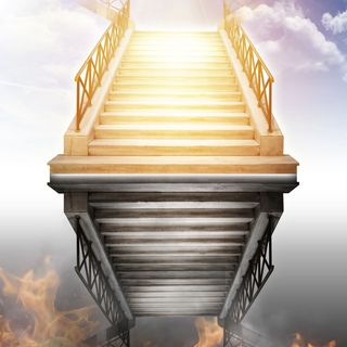 El purgatorio, un infierno temporal que se inventó la iglesia para los banqueros
