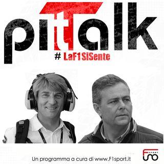 F1 - Pit Talk puntata n°143