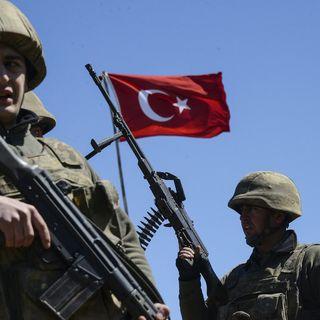 Turchia: mega-progetto immobiliare al confine con la Siria - Podcast 2 - 11/01/20