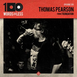Thomas Pearson from Foundation