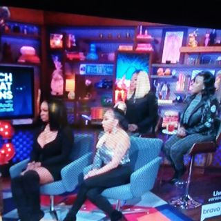Watch What Happens Live Xscape!