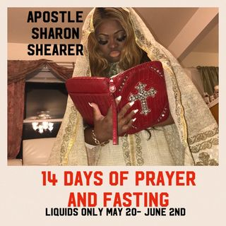 Day 3 fast prayer Reverse The Curse