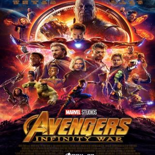 Avengers : Infinity War, The Book Thief
