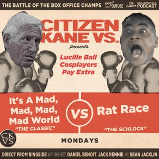 It's a Mad, Mad, Mad, Mad World vs Rat Race
