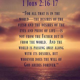 Overcoming The World-1 John 2