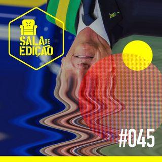 #045 | Ancine e as Políticas Audiovisuais do Brasil (Entrevista com Ana Paula Sousa)