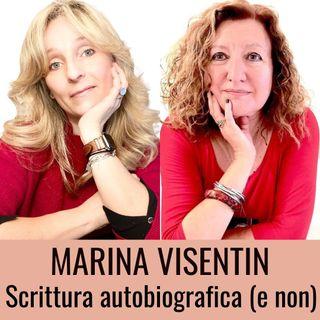 Scrittura autobiografica (e non) - BlisterIntervista con Marina Visentin
