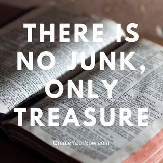1499 There Is No Junk, Only Treasure