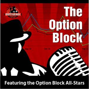 The Option Block 772 - Still A Market For Crazy People
