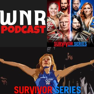 WNR191 WWE SURVIVOR SERIES 2018