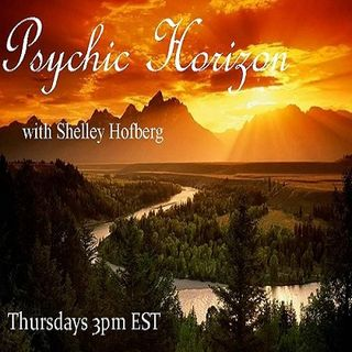 The Psychic Horizon Show ~ Special Guest: Frank Falcon ~ 3August2017