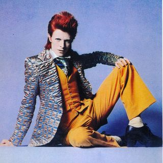 DAVID BOWIE TIME
