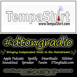 #MusicMonday on #dtongradio - Powered by TempaShirt.com