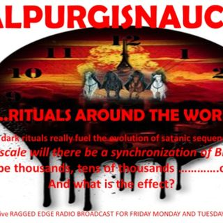 WALPURGIS ARTILECTS BLOOD RITUALS AND THE END OF THE AGE