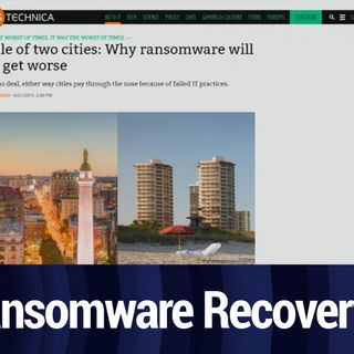 Ransomware Recovery Plans | TWiT Bits