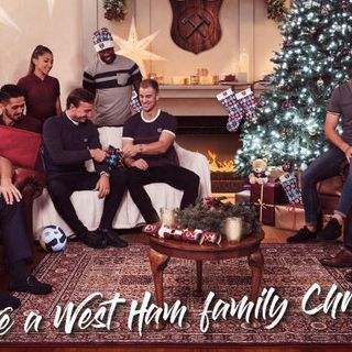 All I Want For Christmas...The West Ham Edition