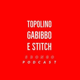 Topolino, il Gabibbo e Stitch ospiti blasfemi