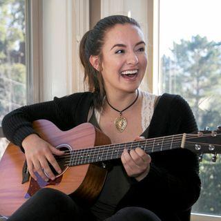 Caroline Sky NBC's The Voice Throwback 2017
