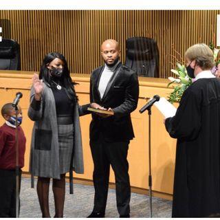 Nicole Love-Hendrickson Was Sworn In As Gwinnett County Commissioner Chair