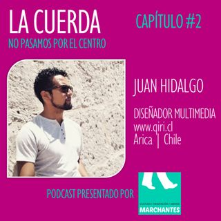 JUAN HIDALGO | Diseñador Multimedia | qiri.cl | Arica | Chile | Capítulo #2