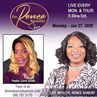 Pastor ,Bestselling Author,Radio Host Doris Smith shares info about Super Power?