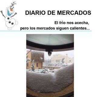 DIARIO DE MERCADOS Lunes 11 Enero