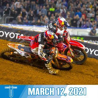 Motorsports Drop: March 12, 2021