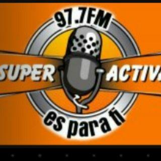 Súper Activa 97 .7 FM Es Para Ti