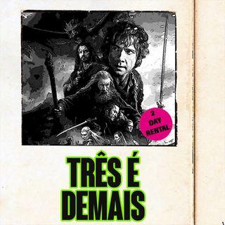 O Hobbit: A Batalha dos Cinco Exércitos (com Era Uma Vez em São Paulo)