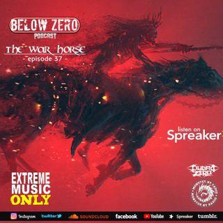 BELOW ZERO - THE WAR HORSE