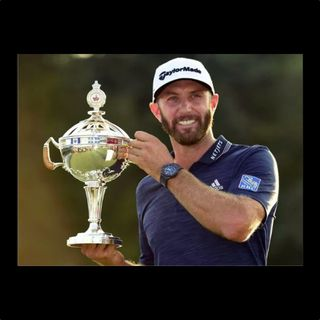 Dustin Johnson wins #19