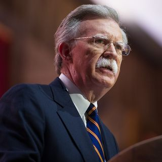 John Bolton Is The New National Security Advisor To President Trump