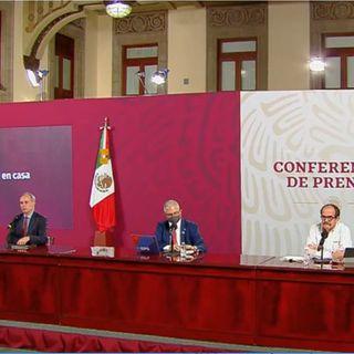 75 mil 439 defunciones por Covid-19 en México