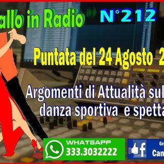 MUSICANDO il Ballo 212 con Tony Mantineo