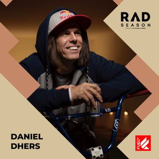 FUEL TV: #11 - Daniel Dhers | Pro BMX Freestyle Athlete