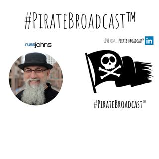 Catch Russ Johns on the 500th Episode of the #PirateBroadcast™