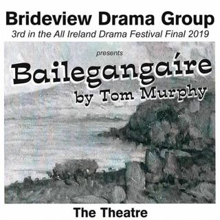 Jim Ryan talks about Bailegangaire coming to Ballymacarbry Community Centre