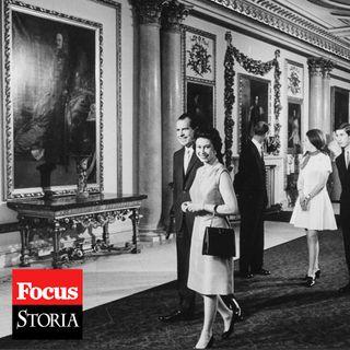 A casa della regina Elisabetta | Enrica Roddolo