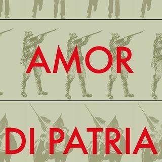 """Marco Sassano """"Amor di Patria"""""""